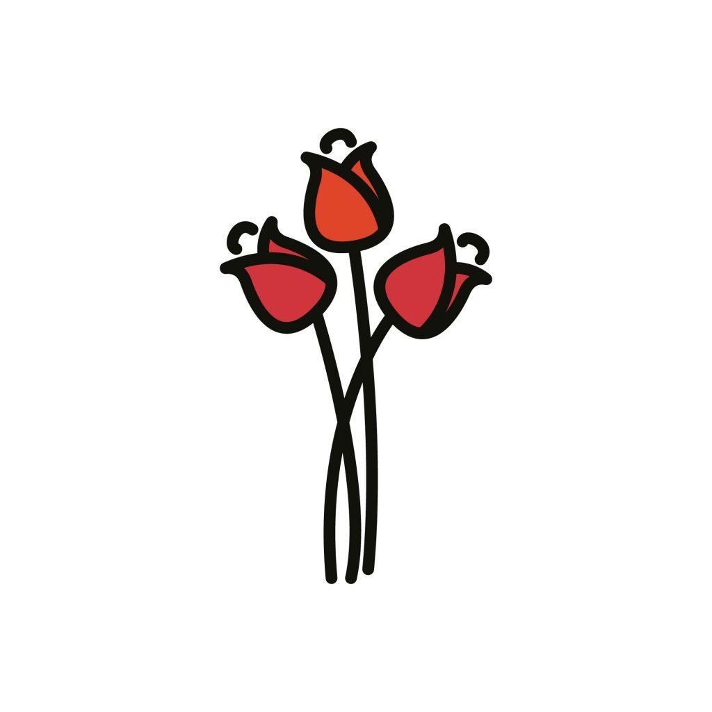 זרי ורדים